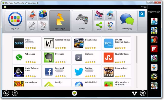 android app player for pc free download