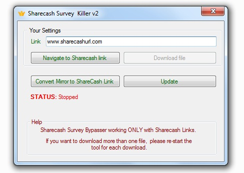 Fileice &Amp; Sharecash File Downloader