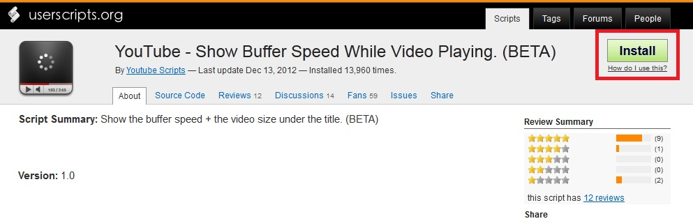how to know your download speed