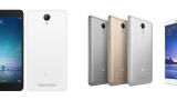 Xiaomi Redmi Note 2 vs Xiaomi Redmi Note 3