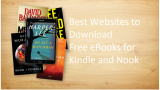 Download Free eBooks for Kindle and Nook